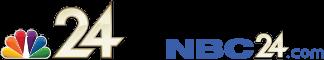 wnwo nbc24 logo