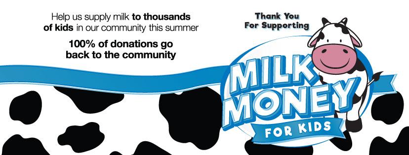 Milk Money Campaign