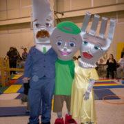 Mascots Banks Family