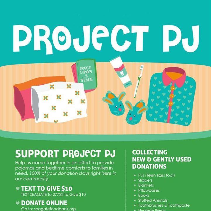 Project PJ - SeaGate Food Bank Toledo Ohio