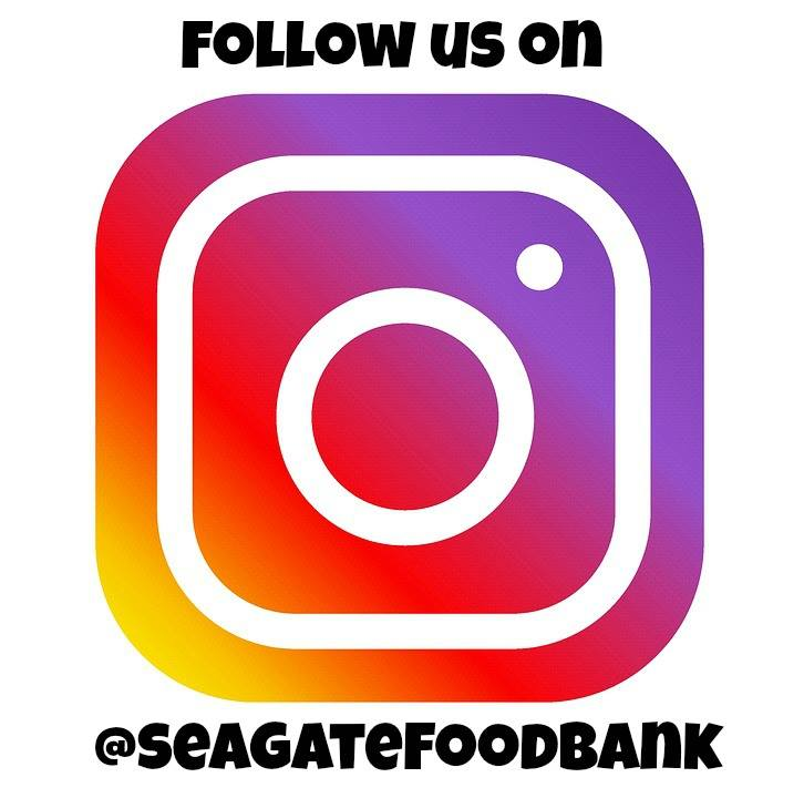 Follow us on Instagram to see more of your favorite food bank.