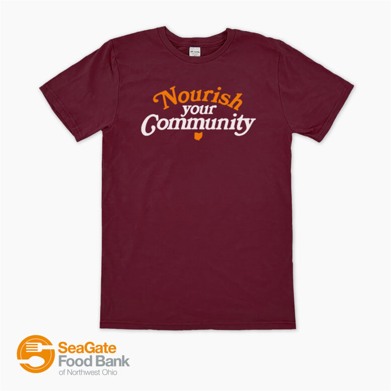 Only 2 days left to get your limited edition Nourish Your Community t-shirt by Jūpmode. ...