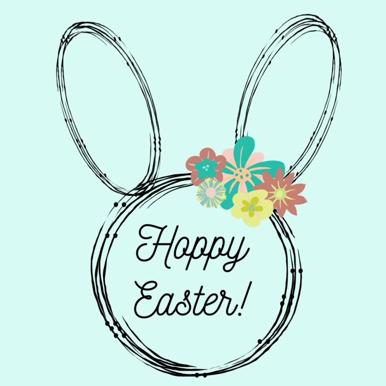We hope you have a safe and Happy Easter!