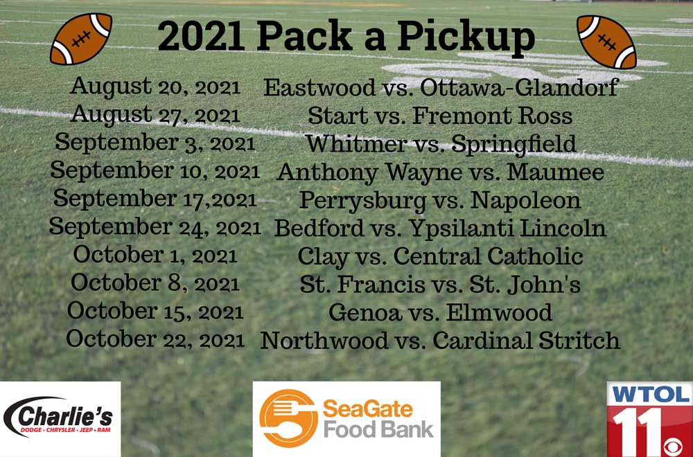 2021 Pack a Pickup